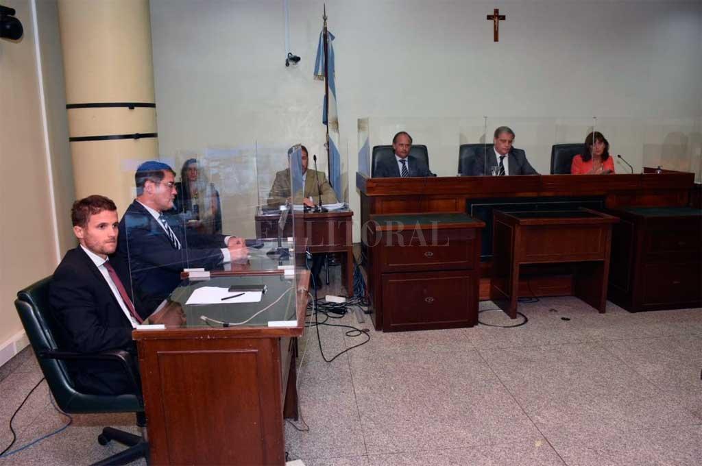 El juicio comenzó en octubre del año pasado, en plena pandemia y finalizó este jueves con nueve condenas a prisión. Crédito: Flavio Raina