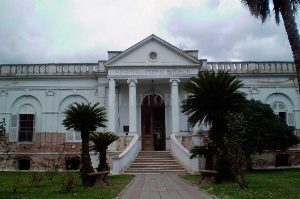 El hospital Pedro Suchón, de San Carlos Centro, uno de los primeros centros de salud de la colonia, fundado en 1896. Crédito: Archivo El Litoral