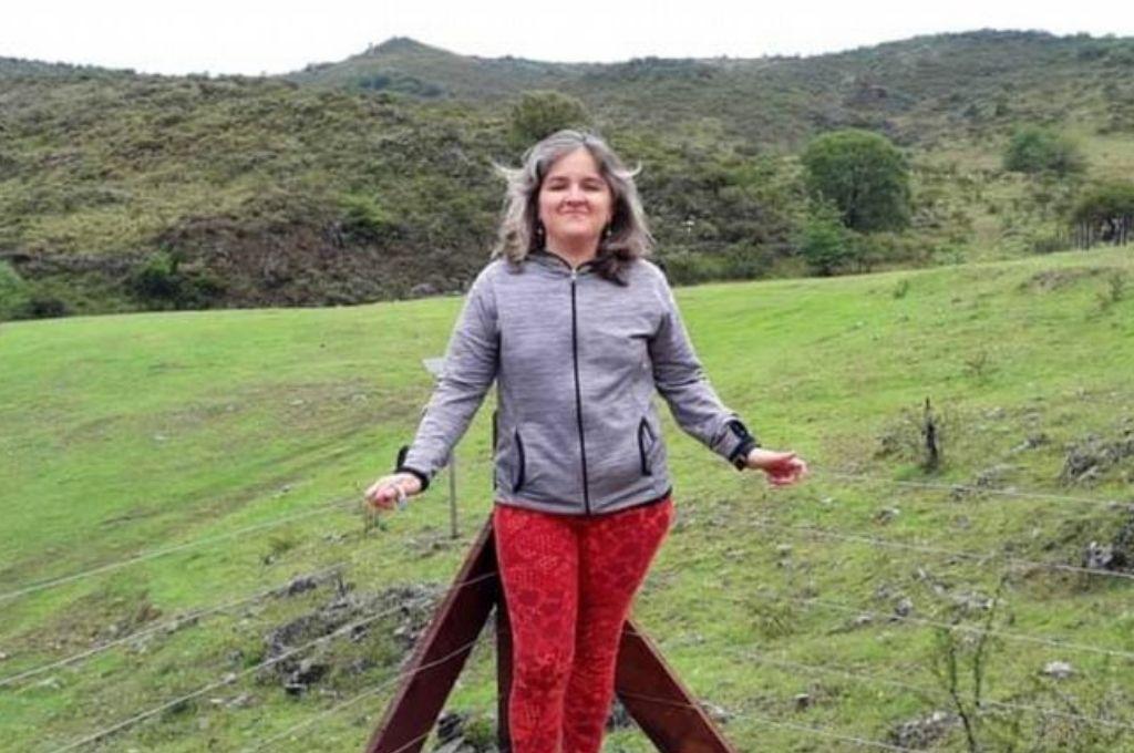 Marta Susana Peralta Otonello Crédito: Gentileza