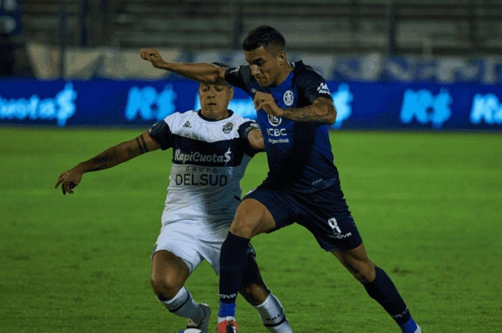 El último enfrentamiento entre ambos fue empate 2 a 2 por la Copa Maradona Crédito: Gentileza