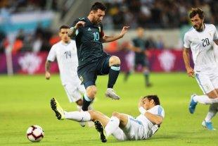Eliminatorias: Argentina jugará contra Uruguay en Santiago del Estero