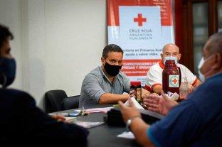 """González: """"La Cruz Roja tiene mucho para seguir aportando en la ciudad"""""""