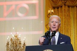 """Joe Biden: """"Estados Unidos está completamente comprometido con la OTAN"""""""