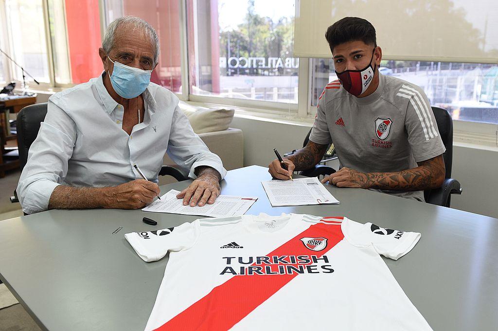 Crédito: Prensa River Plate