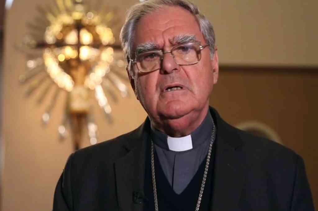 Oscar Ojea, el presidente de la Conferencia Episcopal Argentina (CEA). Crédito: Imagen ilustrativa