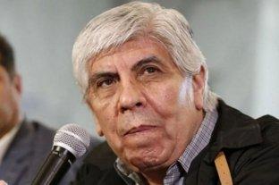 Hugo Moyano admitió haberse vacunado y se justificó