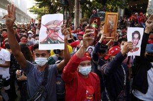 """La ONU alerta que Myanmar enfrenta la """"alarmante perspectiva"""" de una guerra civil"""