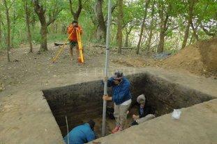 Investigan cómo vivían las poblaciones prehispánicas en islas santafesinas
