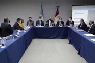 Santa Fe y Nación avanzan en un plan de obras para los Bajos Submeridionales
