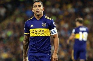 Carlos Tevez no viajará a La Paz para jugar por la Copa Libertadores