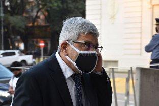 Baclini respaldó el accionar de Vigo - El titular del Ministerio Público de la Acusación, Jorge Baclini. -