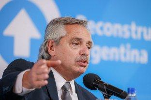 """Alberto Fernández dijo que las denuncias penales contra Ginés son """"payasadas"""""""