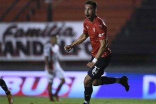 Independiente ganó por la mínima ante Patronato en Paraná