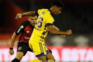 Boca ganó en Rosario contra un deslucido Newell