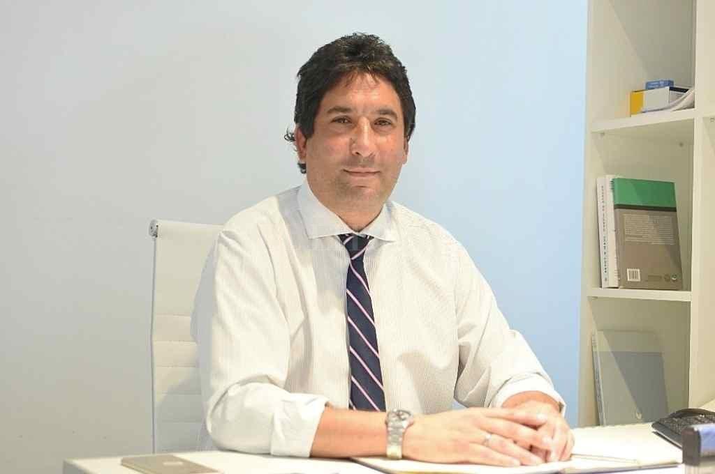 FIDR. El presidente del Foro de Integración y Desarrollo Regional, Carlos Clemente.    Crédito: El Litoral