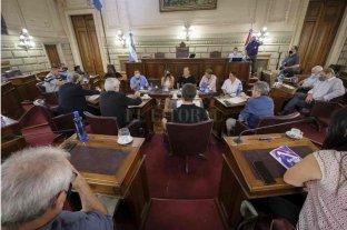 Senadores justicialistas del Nes se reunieron con Festram