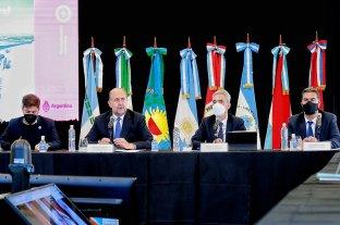 Rosario: se reunió la primera plenaria del Consejo Federal Hidrovía