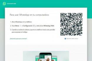 Ahora WhatsApp Web permite cambiar los colores del fondo de pantalla
