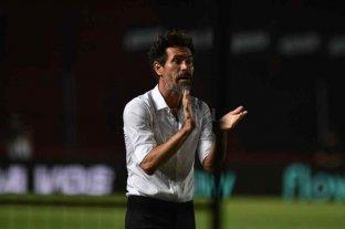 """Domínguez: """"Ganar dos partidos seguidos en el fútbol argentino es muy difícil"""""""