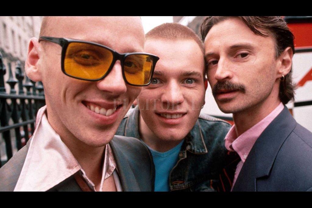 """Realizada por un grupo de jóvenes británicos de mucho talento, delante y detrás de cámara, """"Trainspotting"""" pasó a ser una de las películas de culto de la década de los años 90. Crédito: Film4 Productions, Figment Film, The Noel Gay Motion Picture Company"""
