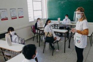 San Juan acordó un 50% de aumento para docentes