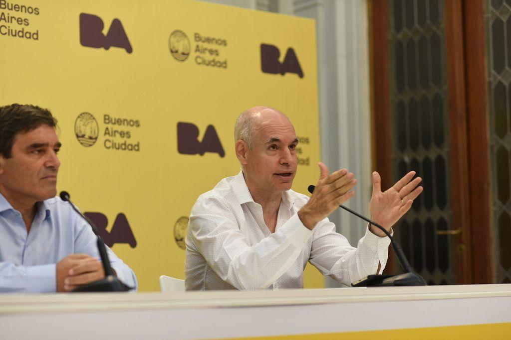 Denunciaron a Rodríguez Larreta por
