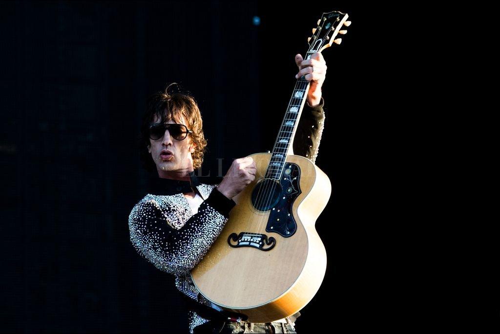 """La versión original apareció en el álbum de Lennon """"Mind Games"""" en 1973, ahora Ashcroft lo retomó en plena pandemia. Crédito: Gentileza Robin Pope"""