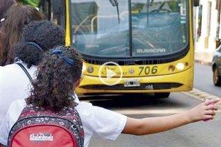 Se pueden tramitar los boletos escolares y secundarios en el municipio santafesino