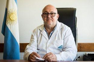 El director del Hospital Posadas dijo que vacunó a 10 personas en el Ministerio de Salud