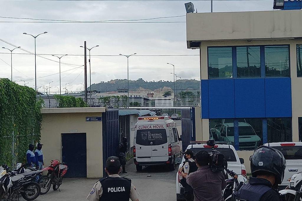 Crédito: @PoliciaEcuador