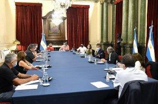 Patricia Mounier participó de la reunión con  Sergio Massa, por el proyecto de modificaciones en ganancias