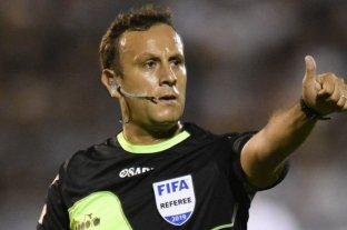 Darío Herrera será el árbitro de la Supercopa Argentina entre River y Racing