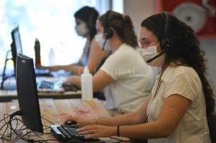 Habilitan la inscripción telefónica para aquellos que no puedan hacerlo por Internet  -