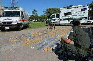 Corrientes recibió dos ambulancias que eran usadas para el narcotráfico