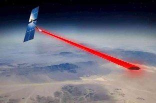 Científicos del Pentágono prueban un panel solar espacial