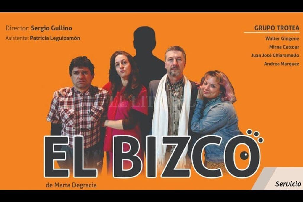 """""""El Bizco"""", dirigida por Sergio Gullino. Crédito: Gentileza producción"""
