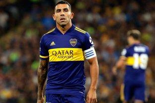Tévez se ausentó en el entrenamiento y sería baja frente a Sarmiento