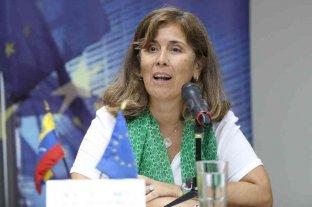 Venezuela expulsó a la embajadora de la ONU y le dio un plazo de 72 horas para abandonar el país