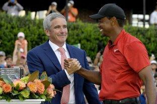 """""""Estamos agradecidos porque Tiger va a estar bien"""", dijo encargado del circuito PGA"""