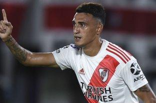 """Me tuve que adaptar al estilo de Gallardo"", afirmó Matías Suárez"