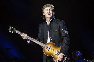 Paul McCartney repasa su vida en un libro a través de 154 canciones