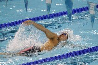 Juan Ignacio Méndez rompe récord argentino en 200 metros espalda