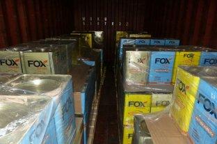 Alemania: incautaron 16 toneladas de cocaína proveniente de Paraguay