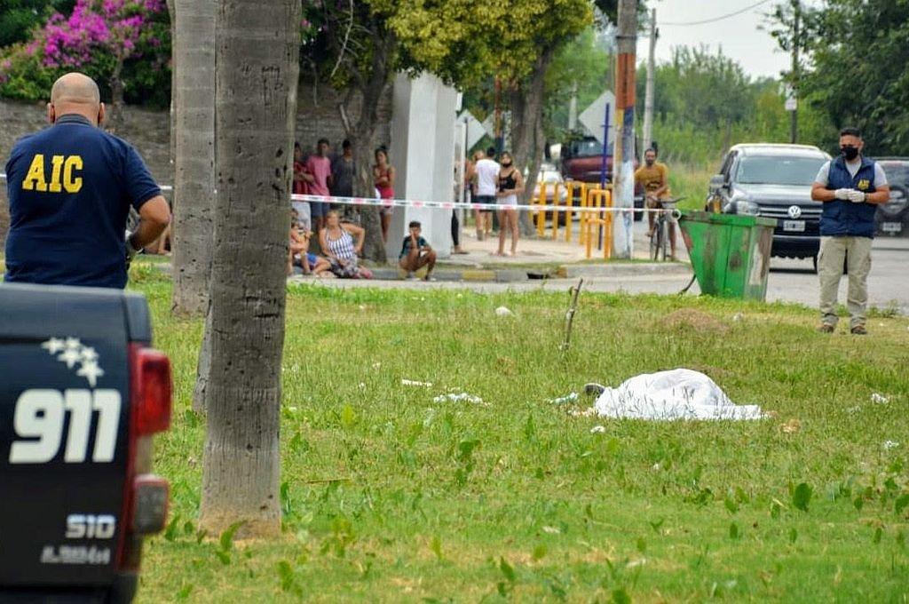Marcelo Procopp fue asesinado durante el entierro de su hermano. Crédito: Marcelo Manera