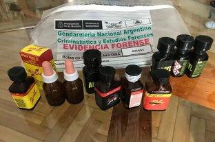 "Detuvieron a un farmacéutico con 32 frascos de ""Popper"" en Capital Federal"