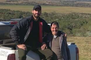 Conmoción por la muerte del padre de los arqueros brasileños Alisson y Muriel Becker