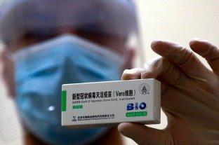 Esta noche llega el vuelo desde China que trae un millón de dosis de la vacuna Sinopharm