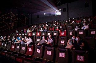 Autorizaron la reapertura de salas de cine en CABA y en la provincia de Buenos Aires