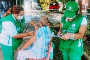 Corrientes habilita otros 1500 turnos de vacunación para mayores de 65 años