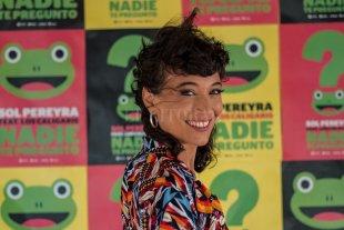 Sol Pereyra se presentará junto a Los Tabaleros